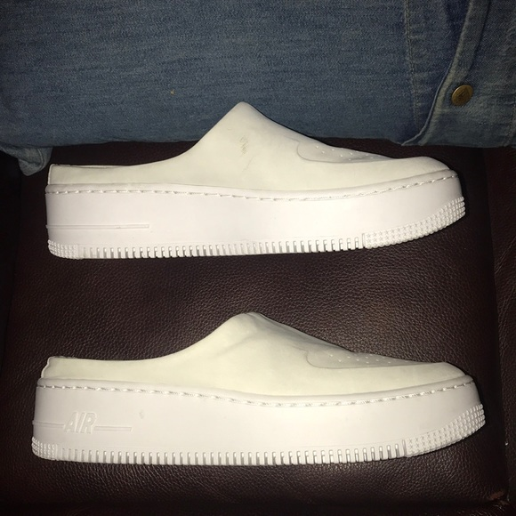 Nike Air Force 1 Lovers Sneakers white Size 9
